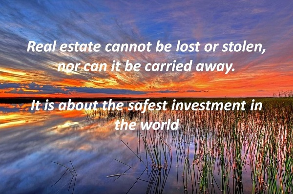 Real estate cannot be lost or stolen,.jpg
