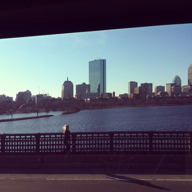 Looking good, Boston (Taken with  instagram )