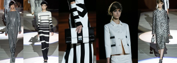 Marc Jacobs Black & White