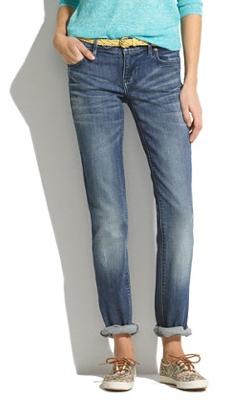 Madewell Straight Leg Jean