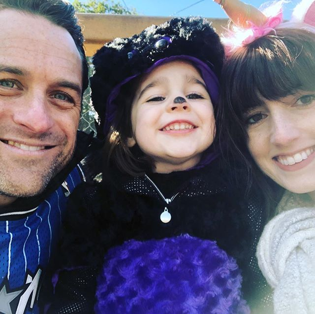 Boo at the Zoo with our little bat 🦇🎃
