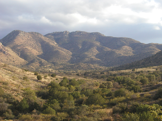 Fort Bowie, Chiricahua Mountains