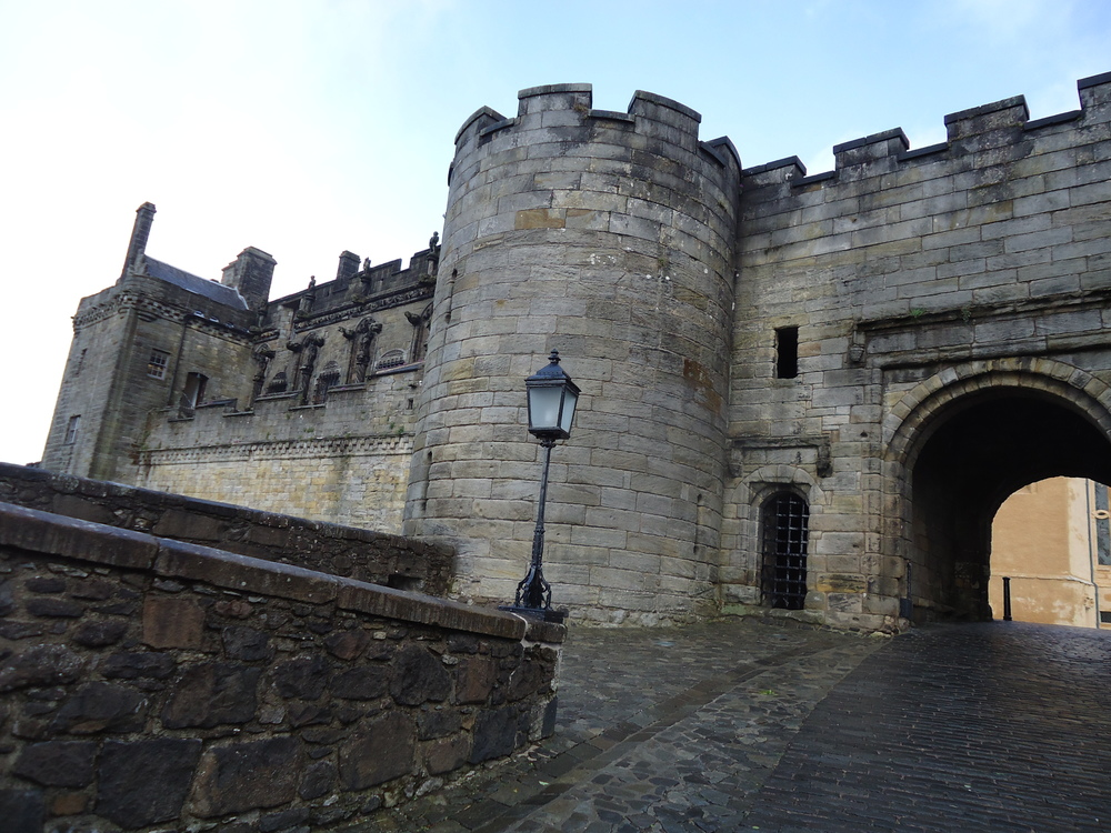 image of stirling castle