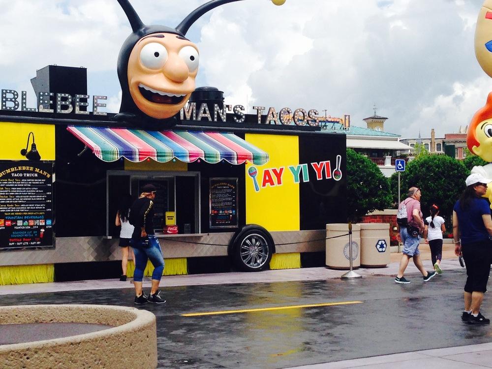 bumblebee man tacos