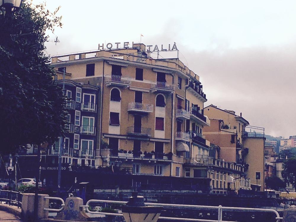 Hotel Italia Rapallo Italy