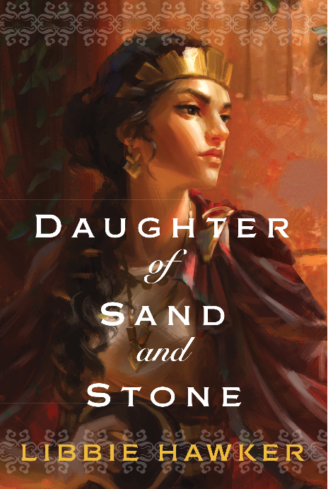 DAUGHTER OF SAND AND STONE is coming December, 2015 (Lake Union Publishing.) You can pre-order it now on Amazon! Illustration by Lane Brown.
