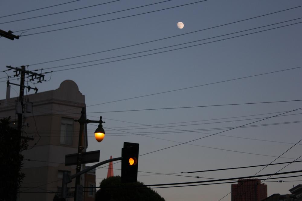 GOLDEN HOUR, San Francisco, CA @reginafelice 2015