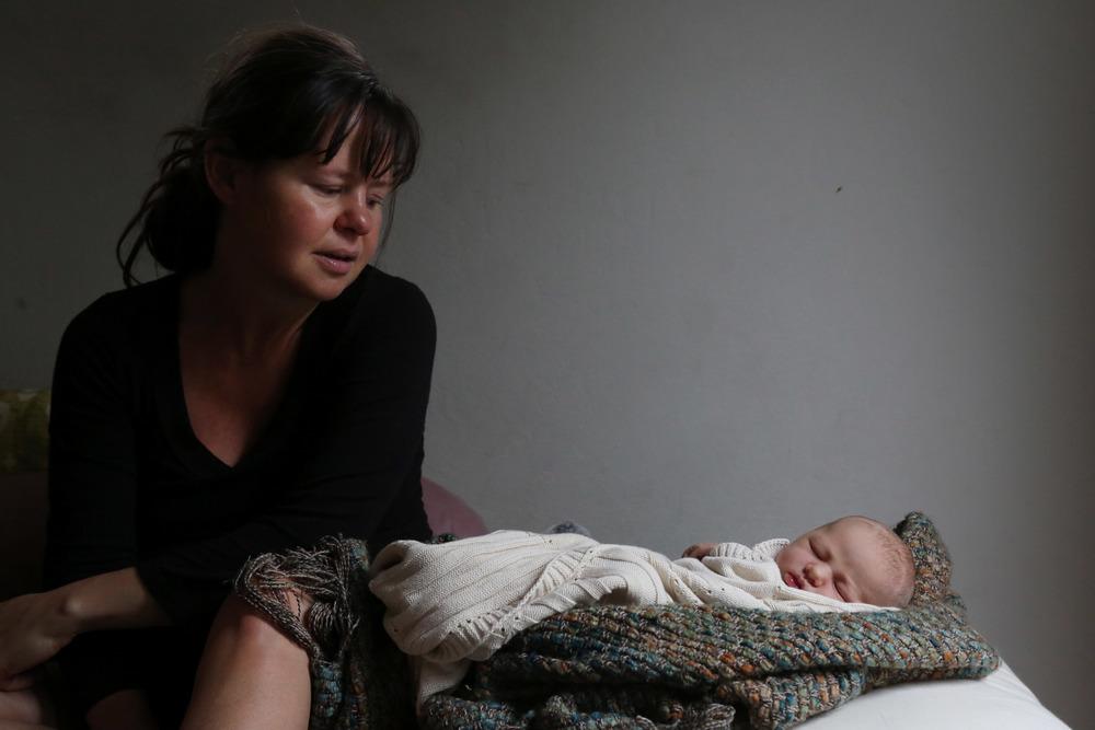 BabyphotographyHomebirth