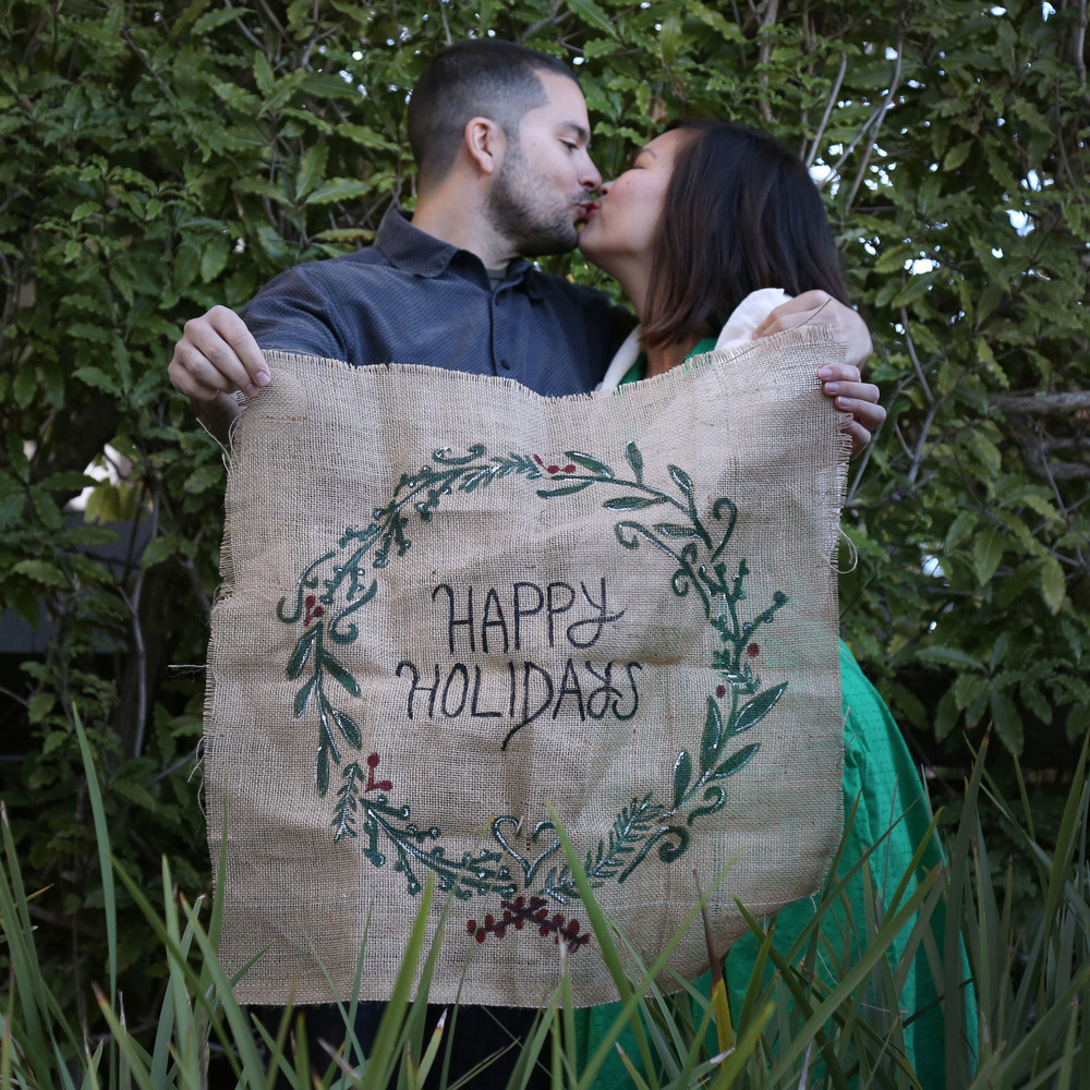 Charity & Jose | Holiday Photos