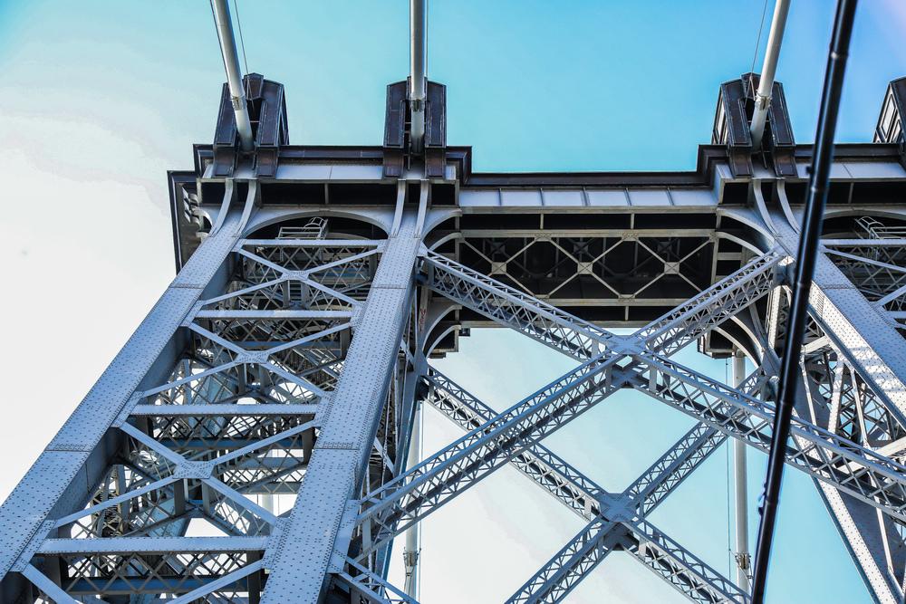 WIlliamsburg Bridge ReginaFelicePhotography