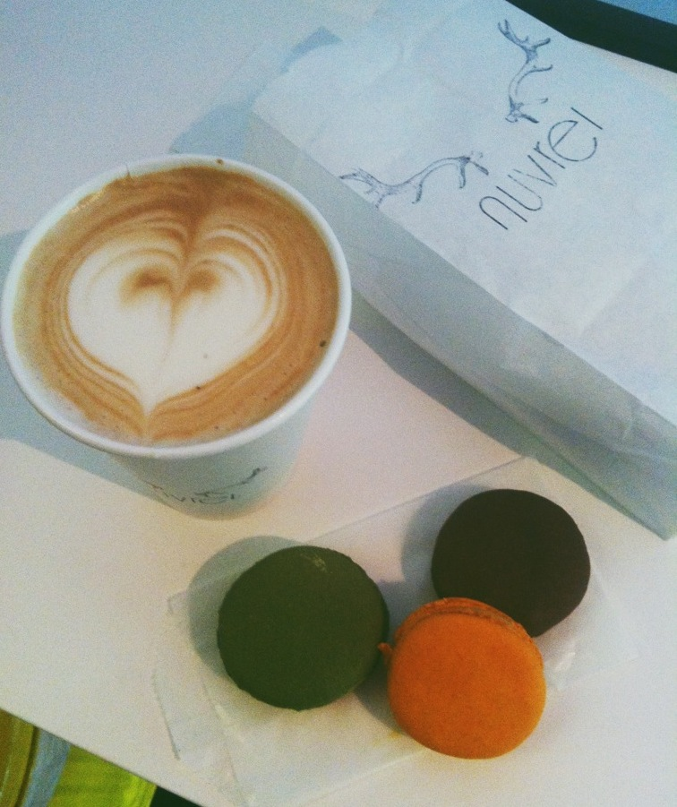 nuvrei coffee and macaroon.JPG