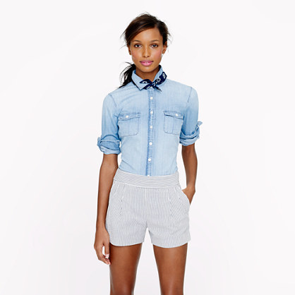J.Crew pleated short in seersucker.jpg