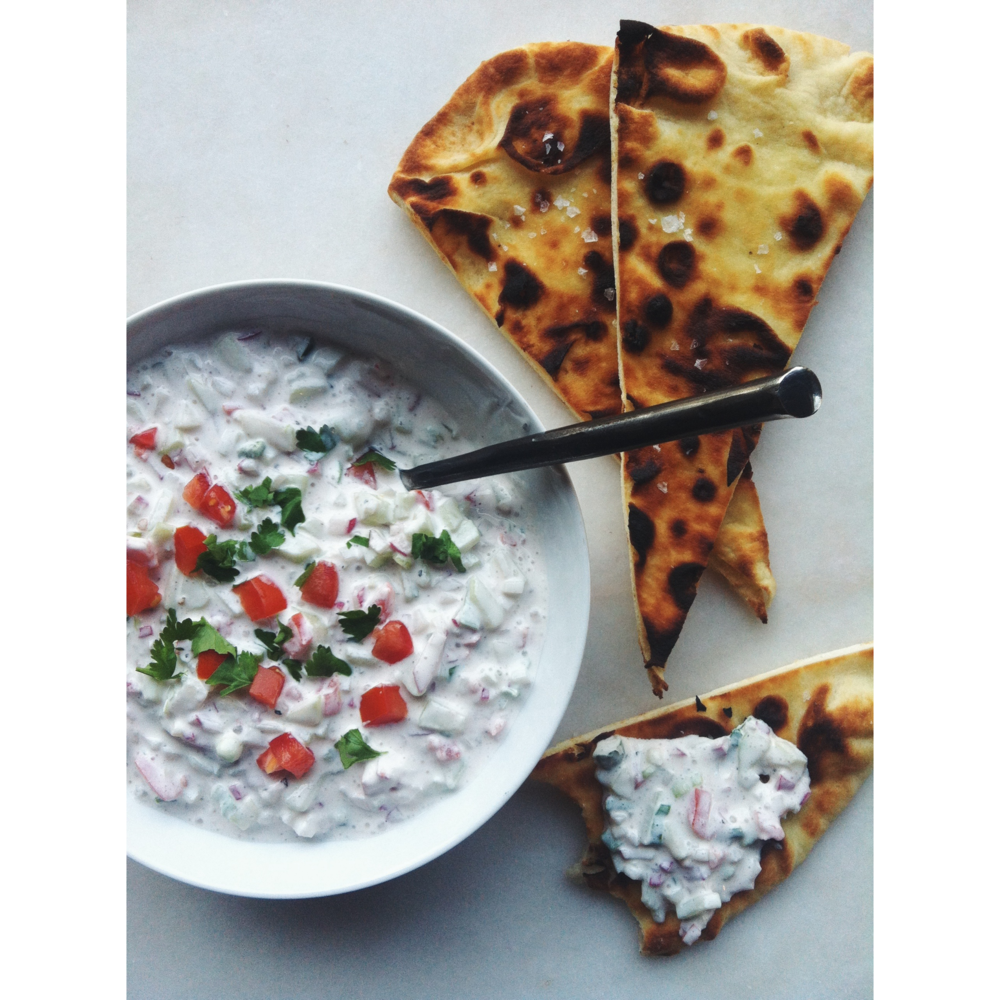 Straus Family Creamery Greek Yogurt Dip Naan.PNG