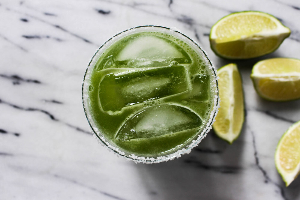 Cucumber Margarita — Local Haven