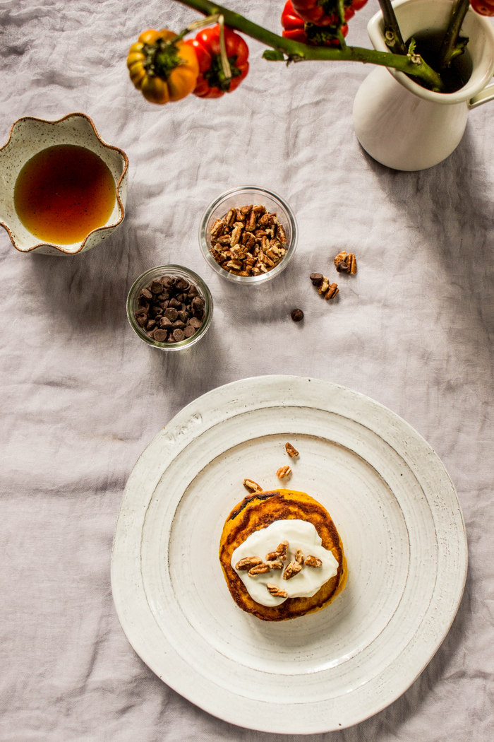 Squash Pancakes with Greek Yogurt + Pecans-8.jpg