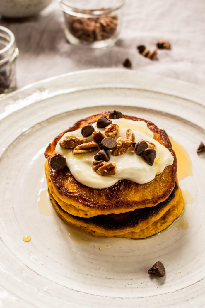 Squash Pancakes with Greek Yogurt + Pecans-11.jpg