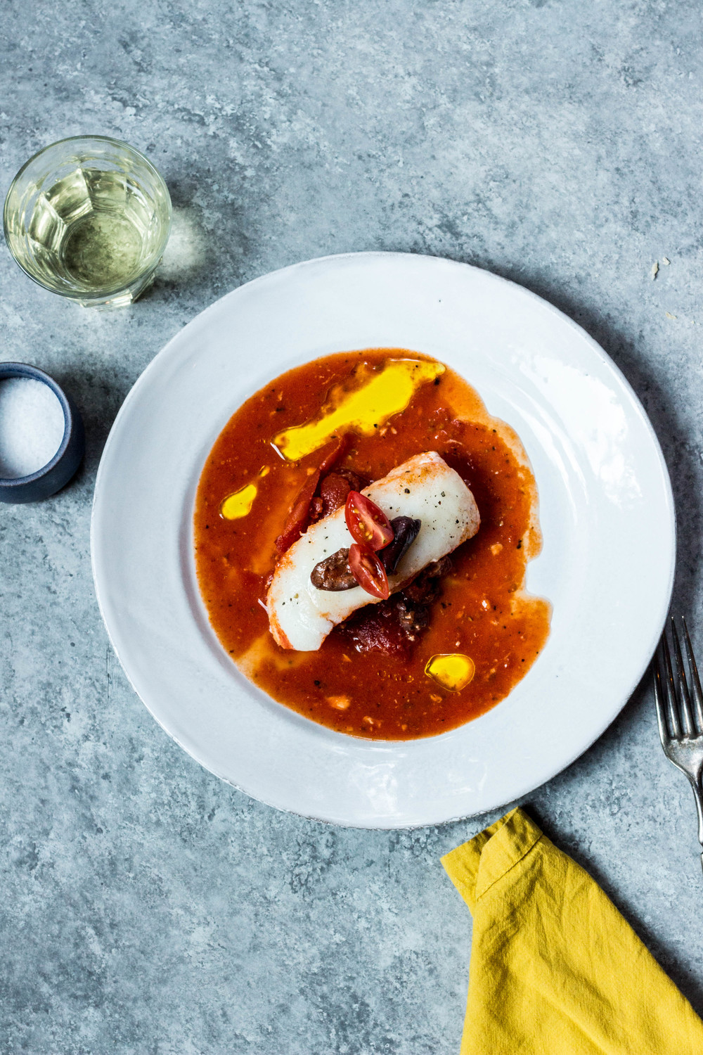 Poached Halibut in Tomato Sauce + Olives (8 of 1).jpg