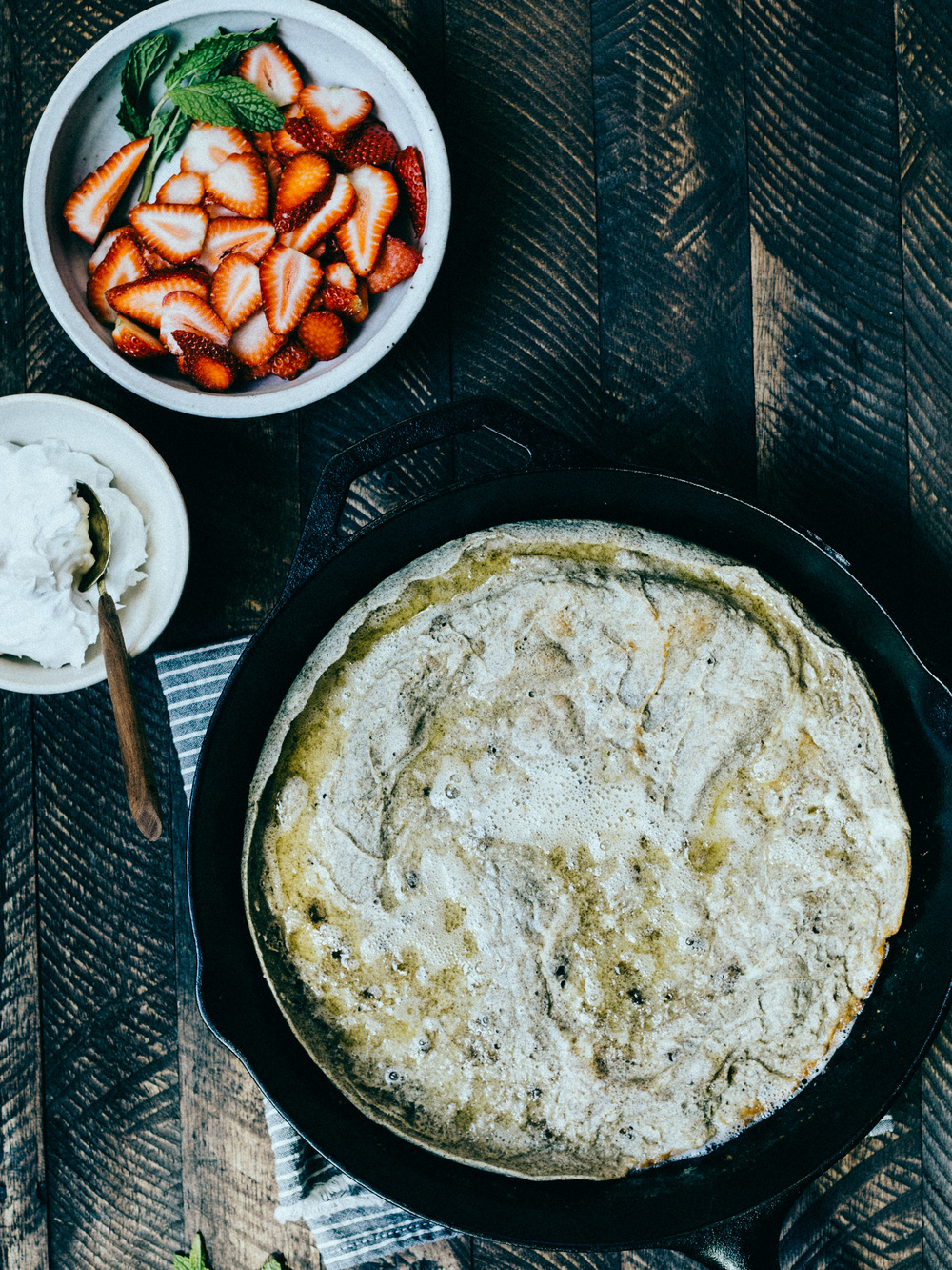 Buckwheat Dutch Baby with Strawberries + Mint (5 of 1).jpg