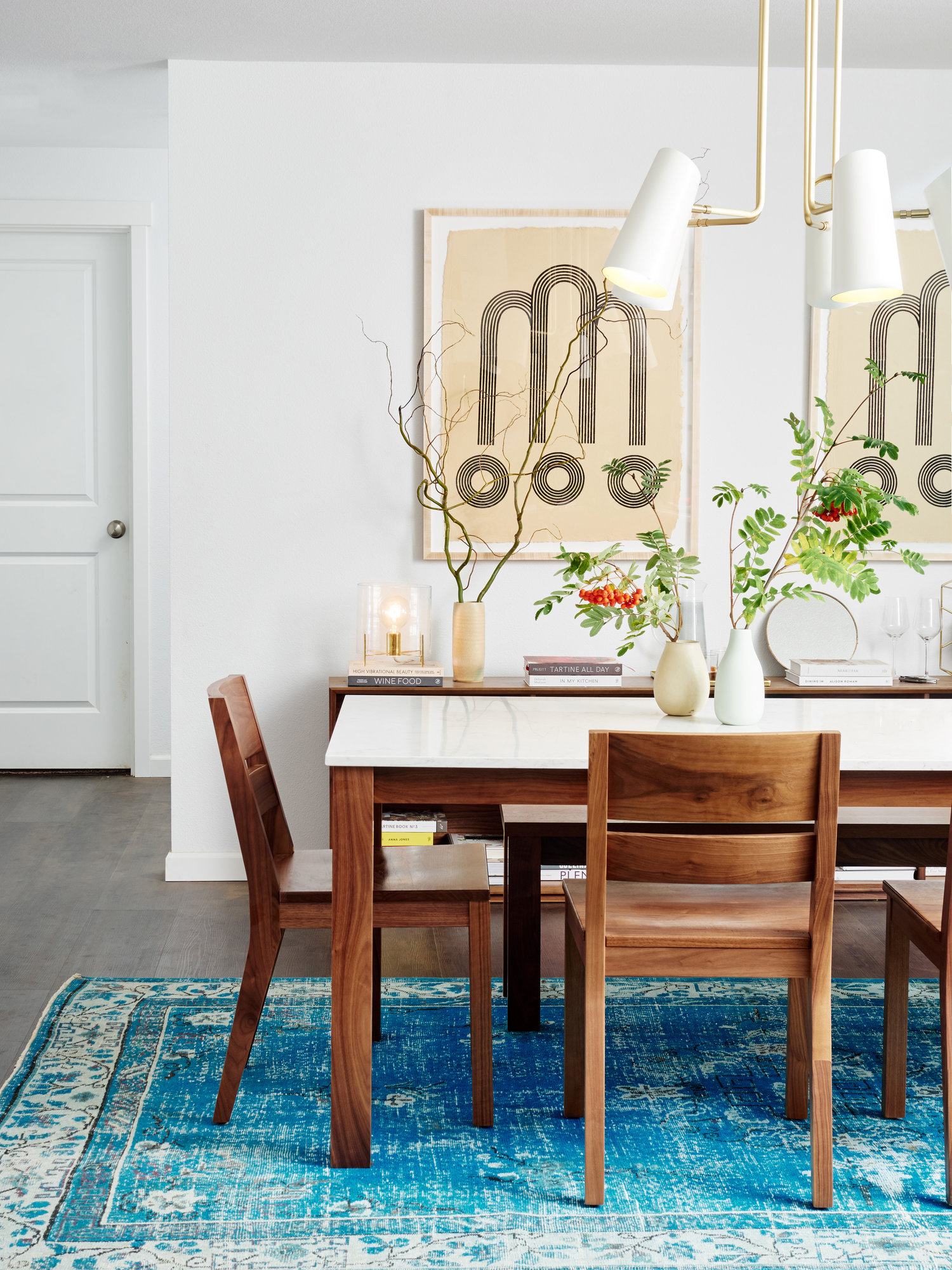 Dining Room Designed with Room & Board — Local Haven
