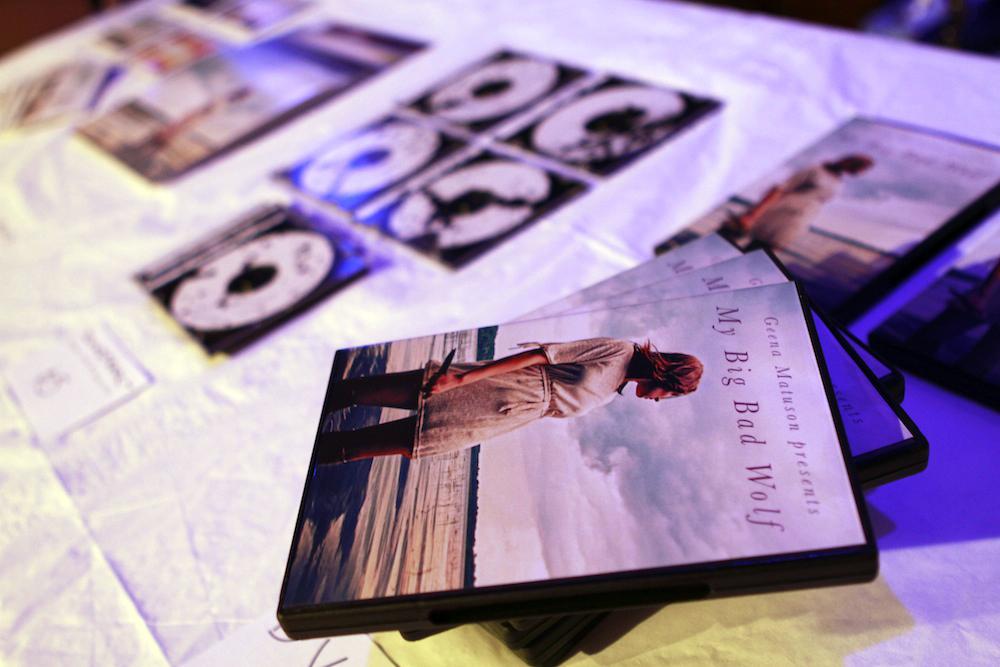 DVDs, My Big Bad Wolf (2013).