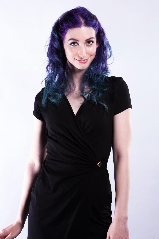Geena Matuson (@geenamatuson) at RAW 'Revolution' in 2014, photographed by Greg Caparell Photography.
