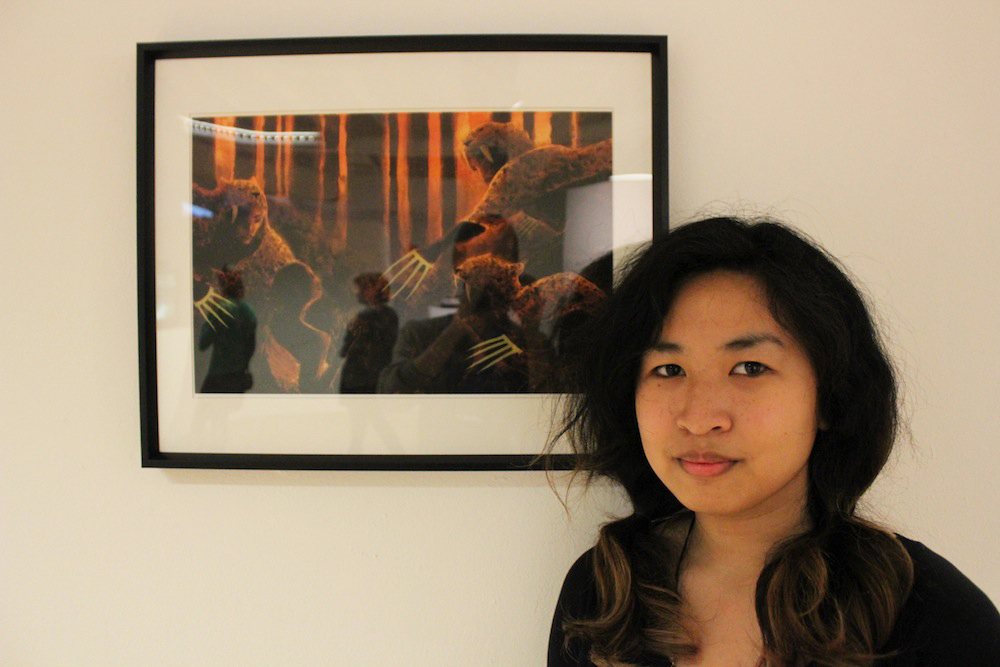 Tiffany Chan  Leopard Society