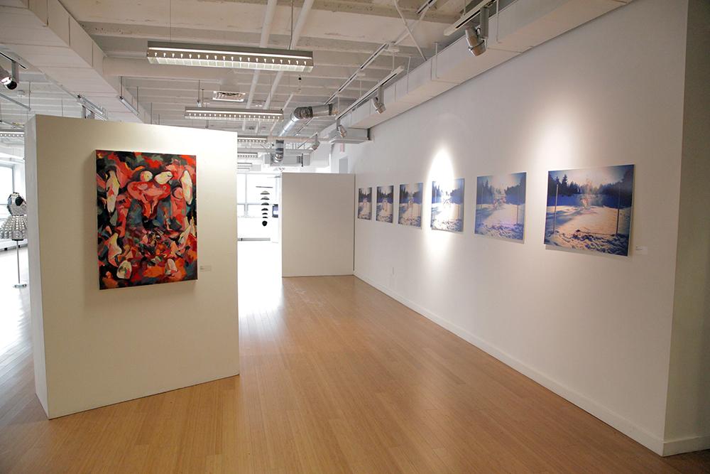 Carly Sheehan / painting Geena Matuson / prints