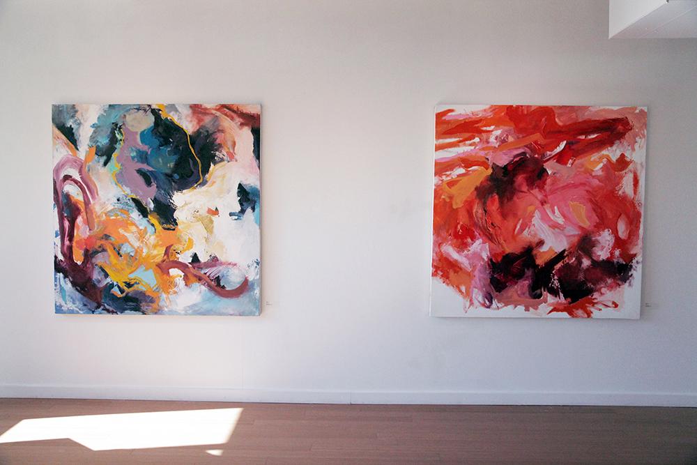 Carly Sheehan / paintings