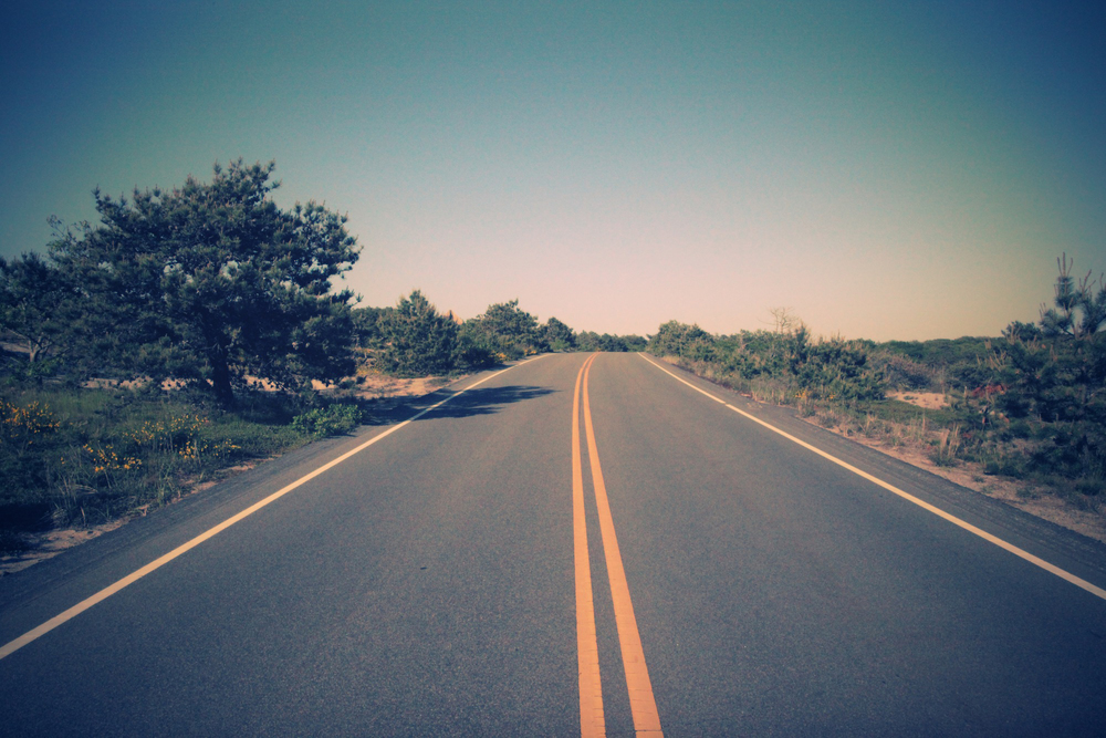 Geena Matuson, The Road (Vintage), 2013.