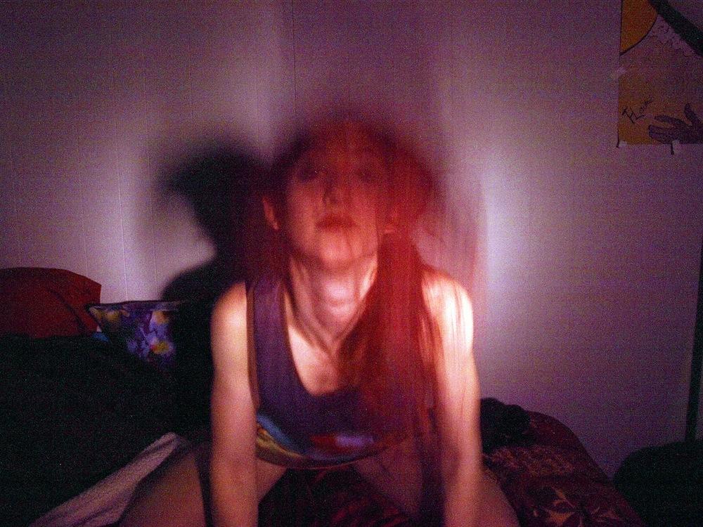 The Empty Room: Geena Radio  Digital photograph