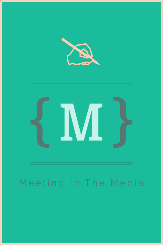 Meeting In The Media , 'About' page banner