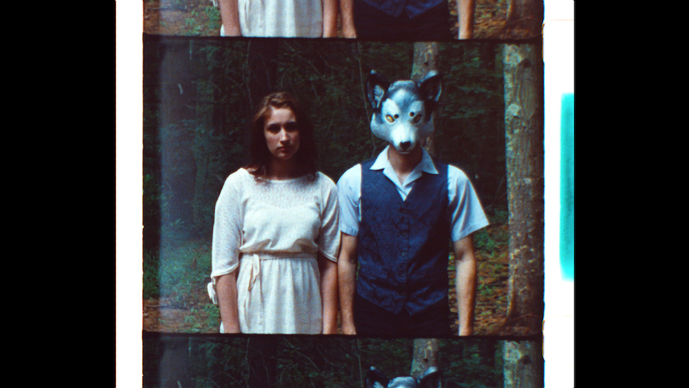 My Big Bad Wolf  (2013) 16mm film still