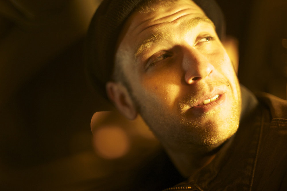 Joseph Rebola in The Robber, 2011.