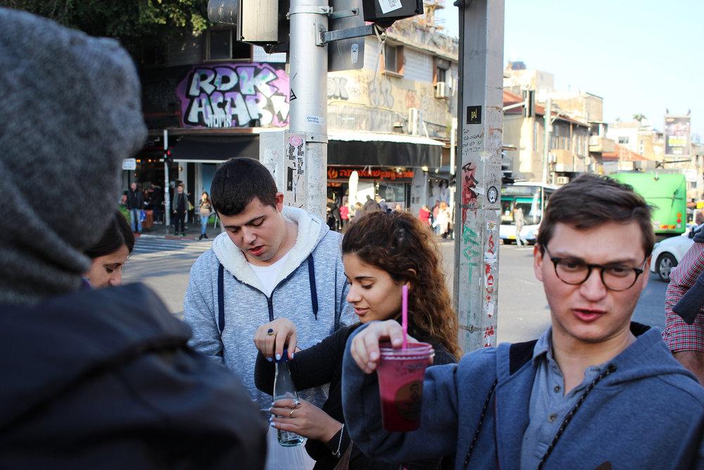 Shuk Ha'Carmel in Tel-Aviv, Israel. Street photography by Geena Matuson @geenamatuson #thegirlmirage.