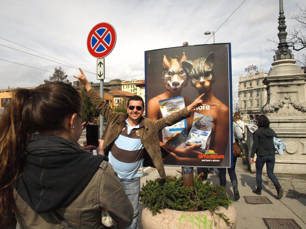 """Holistic"" in Trieste, Italy  / Geena Matuson @geenamatuson #thegirlmirage"