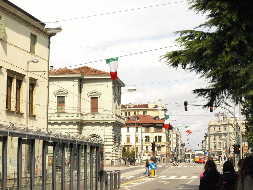 Trieste, Italy  / Geena Matuson @geenamatuson #thegirlmirage