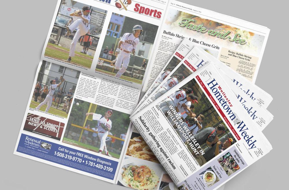 hometown weekly news -