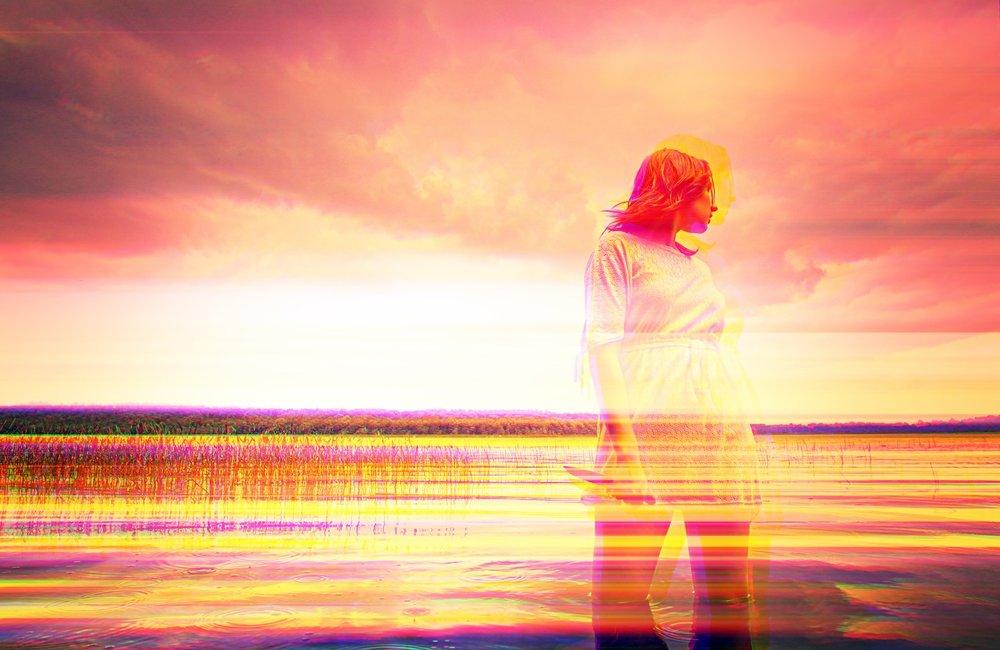Cover image for Geena Matuson's (@geenamatuson) 16mm/HDV film 'My Big Bad Wolf,' 2013.