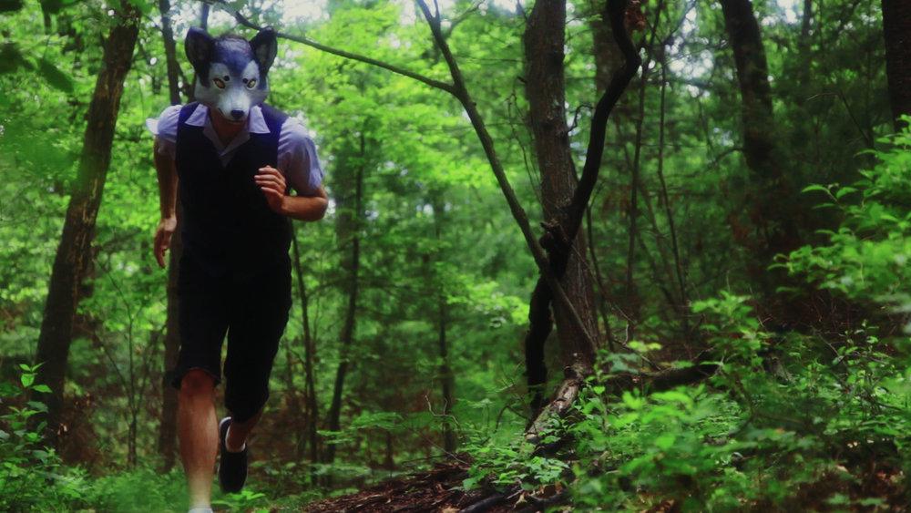 Vasilios Asimakos in Geena Matuson's (@geenamatuson) thesis film 'My Big Bad Wolf' (2013), filmed in Ponkapoag, MA.