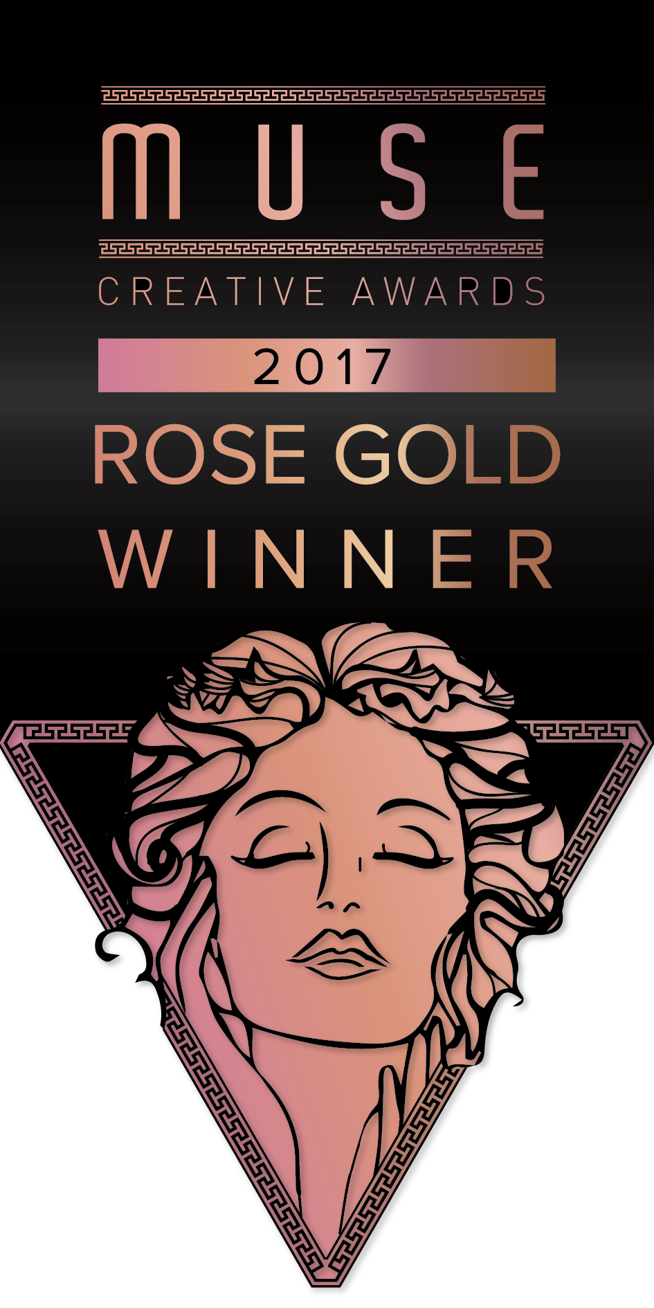 Muse Creative Awards 2017 Rose Gold Winner Geena Matuson 'The Girl Mirage' @ www.thegirlmirage.com.