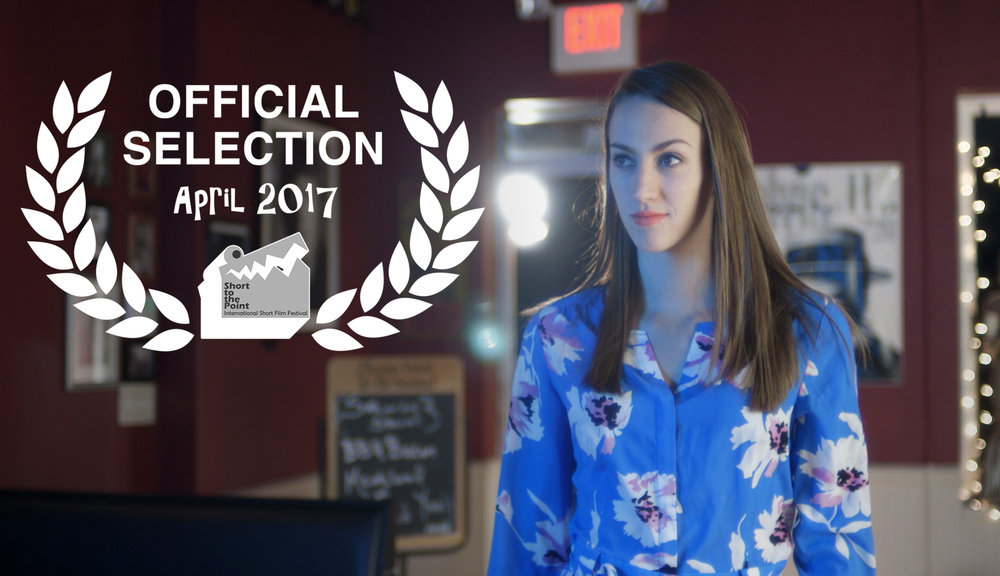 Samantha Webb in Geena Matuson's (@geenamatuson) short 'Depends,' Official Selection of Short to the Point Film Festival in Romania.