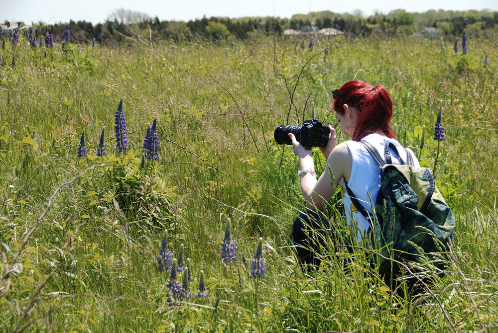 Geena Matuson in Cape Cod, MA, USA. See more @ https://thegirlmirage.com.