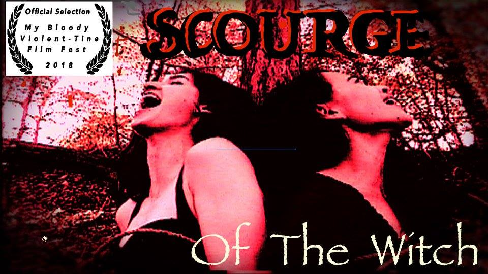 John Hartman presents Scourge of the Witch, here with Geena Matuson and Maya Simone Holden