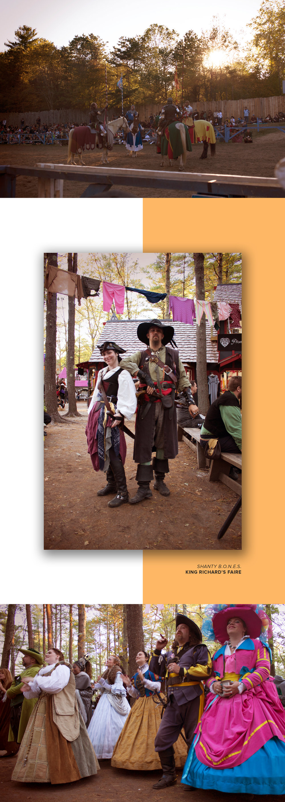 King Richard's Faire in Carver, MA, USA / Travel photography by Geena Matuson @geenamatuson #thegirlmirage. See more @ https://thegirlmirage.com.