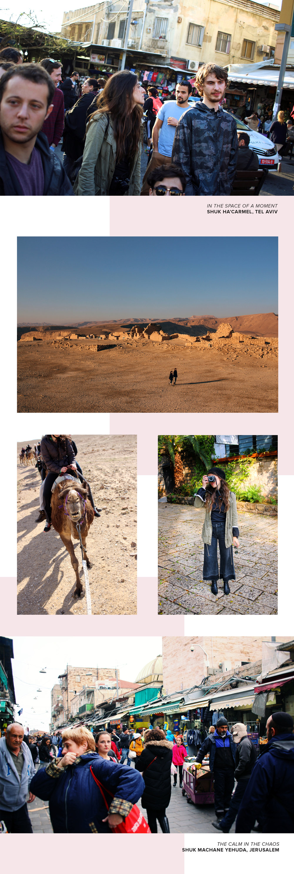 Travel photography by Geena Matuson @geenamatuson #thegirlmirage featuring Israel, with art book to follow. See more @ https://thegirlmirage.com.