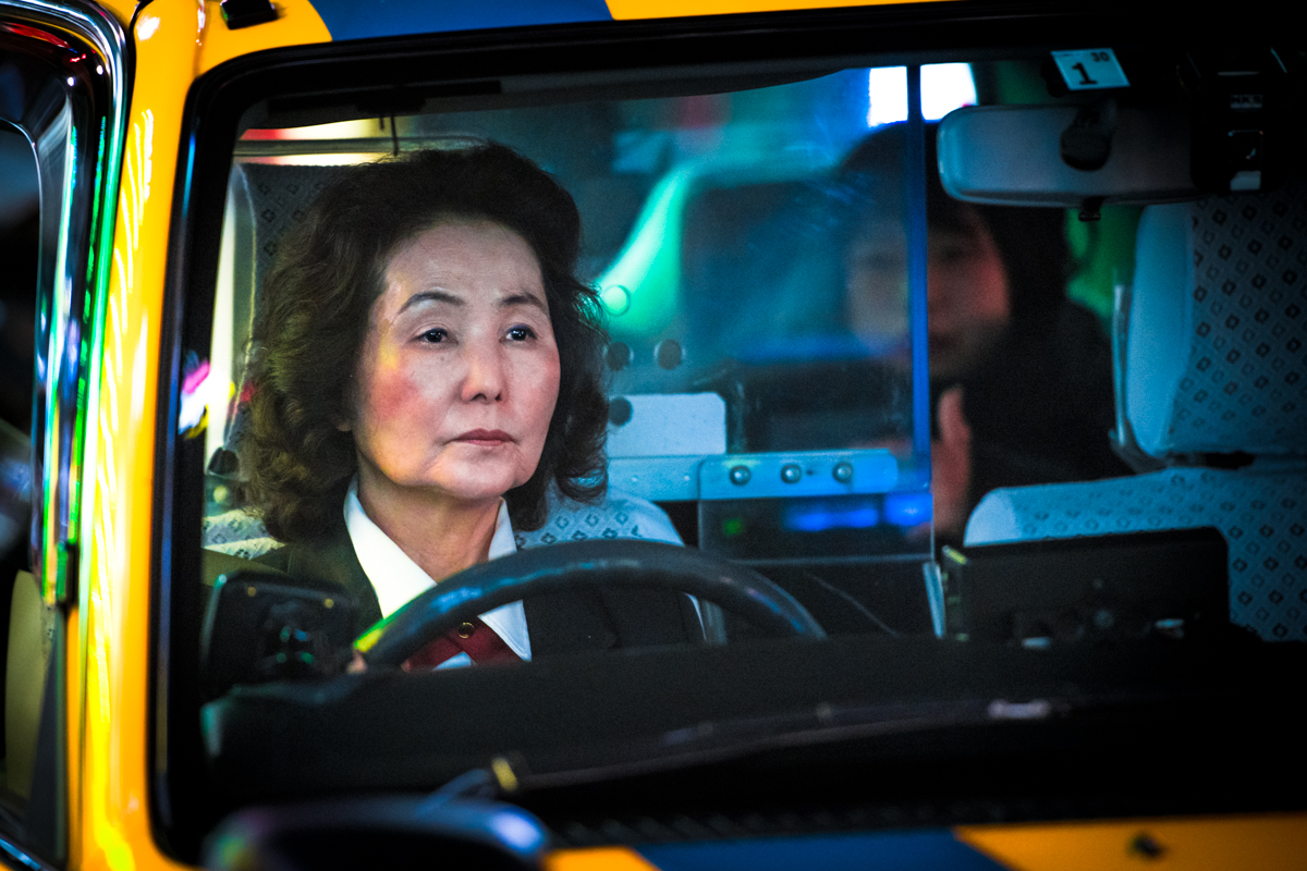 Who's Driving Tokyo Photography Series