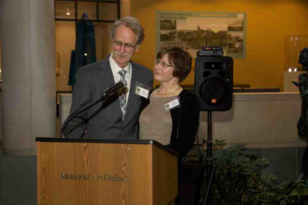 Dr. J. Michael Gagnier & Dr. Theresa Sherrod