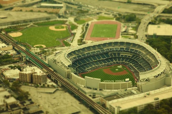 Yankee Stadium, NYC
