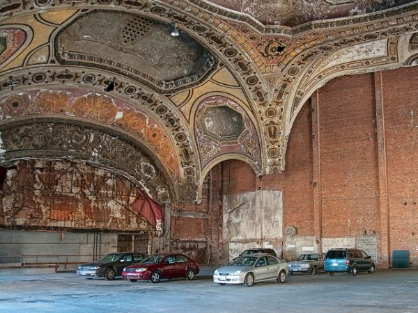 Michigan Theater, Detroit
