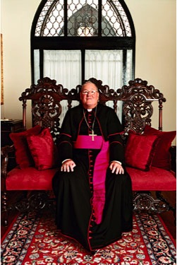 The Archbishop of Charm by Robert Kolker for New York Magazine